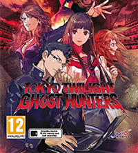 Game Tokyo Twilight Ghost Hunters (PS3) Cover