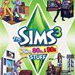 game The Sims 3: Szalone Lata 70. 80. i 90. - akcesoria