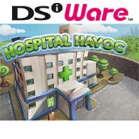 Game Hospital Havoc (NDS) Cover
