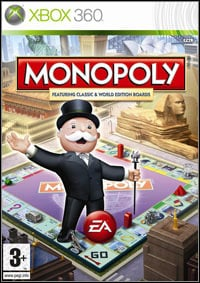 Game Monopoly (PS2) Cover