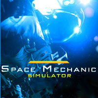 Game Space Mechanic Simulator (PC) Cover