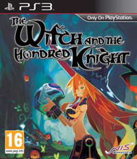 Game The Witch and the Hundred Knight (PS3) Cover