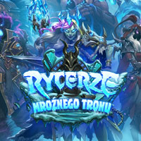 Hearthstone: Knights of the Frozen Throne Game Box