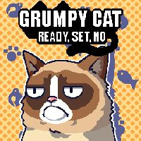 Grumpy Cat's Worst Game Ever Game Box