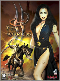 Two Worlds Game Box