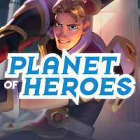Game Planet of Heroes (iOS) Cover