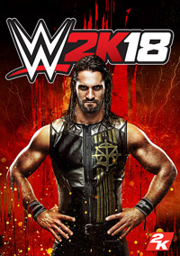 Game WWE 2K18 (PS4) Cover