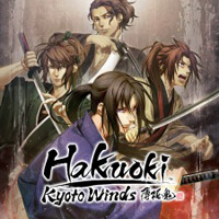 Game Hakuoki: Kyoto Winds (PSV) Cover