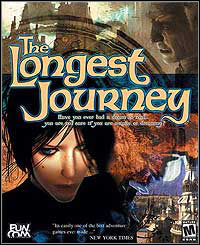 Game The Longest Journey (PC) Cover
