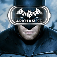 Game Batman: Arkham VR (PS4) Cover