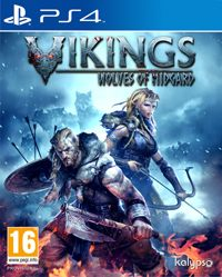 Game Vikings: Wolves of Midgard (XONE) Cover