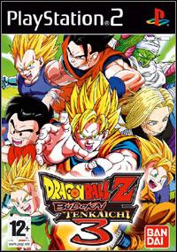 Game Dragon Ball Z: Budokai Tenkaichi 3 (PS2) Cover
