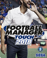 Okładka Football Manager Touch 2018 (Switch)