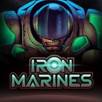 Iron Marines Game Box