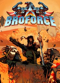 Game Broforce (PC) Cover