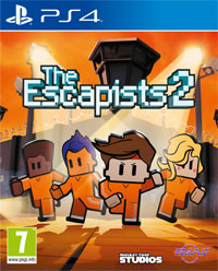 Okładka The Escapists 2 (PS4)