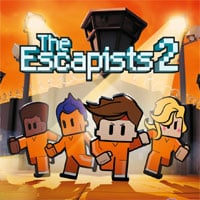 Game The Escapists 2 (Switch) Cover