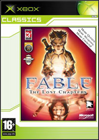 Game Fable: The Lost Chapters (PC) Cover