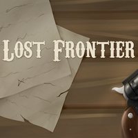 Okładka Lost Frontier (AND)