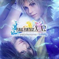 Game Final Fantasy X HD (PSV) Cover