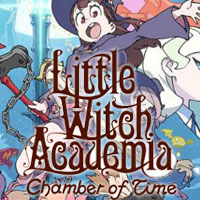Okładka Little Witch Academia: Chamber of Time (PC)