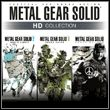 Metal Gear Solid HD Collection ok�adka