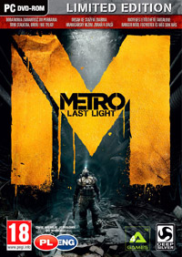 Metro: Last Light ok�adka