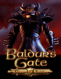 Okładka Baldur's Gate: Enhanced Edition (AND)