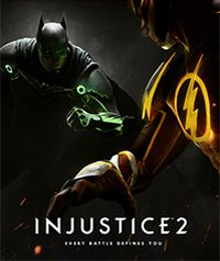 Game Injustice 2 (PS4) Cover