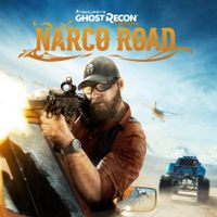 Game Tom Clancy's Ghost Recon: Wildlands - Narco Road (PC) Cover