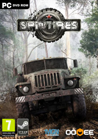 Spintires Game Box