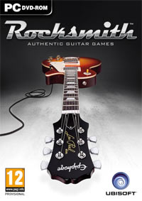 Game Rocksmith (X360) Cover