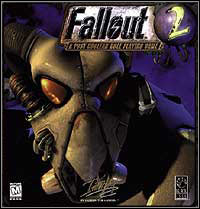 Game Fallout 2 (PC) Cover