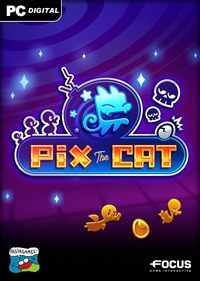 Game Pix the Cat (PC) Cover