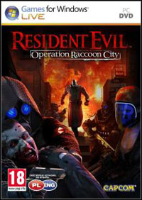 Okładka Resident Evil: Operation Raccoon City (PC)