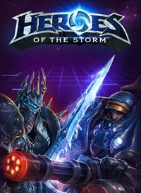 Heroes of the Storm Game Box