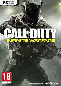 Game Call of Duty: Infinite Warfare (PS4) Cover