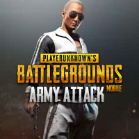 Playerunknown's Battlegrounds Mobile: Army Attack Game Box