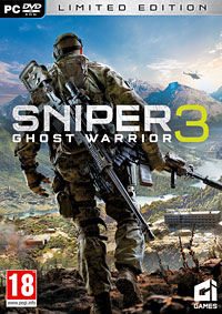 Game Sniper: Ghost Warrior 3 (PS4) Cover