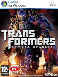 Okładka Transformers: Revenge of the Fallen - The Game (PC)