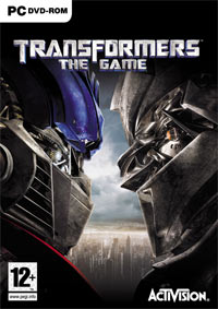 Gra Transformers: The Game (PC)