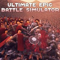 Game Ultimate Epic Battle Simulator (PC) Cover
