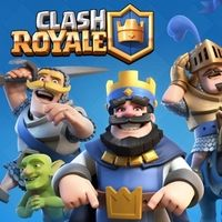 Game Clash Royale (iOS) Cover