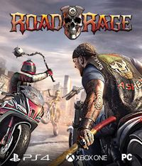 Road Rage Game Box