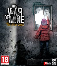 Game This War of Mine: The Little Ones (PS4) Cover