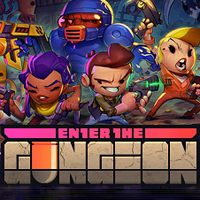 Game Enter the Gungeon (PS4) Cover