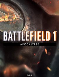 Game Battlefield 1: Apocalypse (PC) Cover