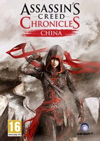 Game Assassin's Creed Chronicles: China (PC) Cover