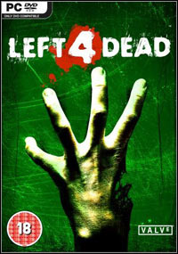 Okładka Left 4 Dead (PC)