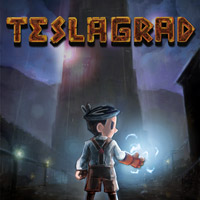 Game Teslagrad (PC) Cover